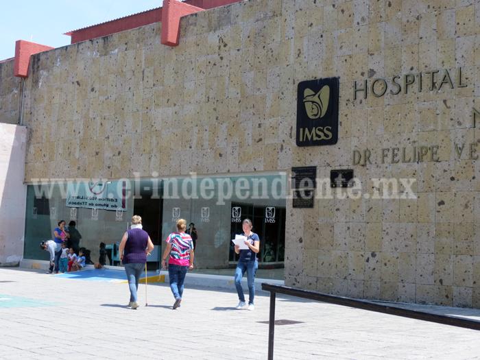 Falta de especialistas provoca citas prolongadas en el IMSS