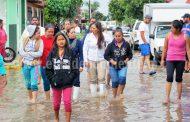 Asciende número de familias damnificadas en Valle Dorado, son casi 300 personas afectadas