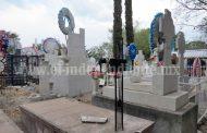 Persiste molestia de habitantes de Ario de Rayón por lentitud en trámite de panteón