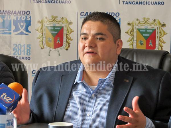 Garantizan inversión superior a 17 mdp para obra pública durante este año