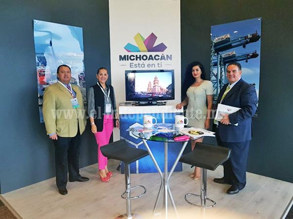 Promueve Sedeco ventajas de inversión en Michoacán en Reunión Anual de Industriales