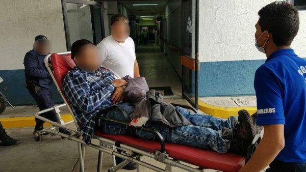 Pistolero herido al enfrentarse a tiros con la Policía en Zamora