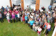 Más de 100 familias recibieron calentadores solares