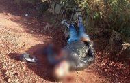 En brecha de Zamora campesinos encuentran a un hombre asesinado