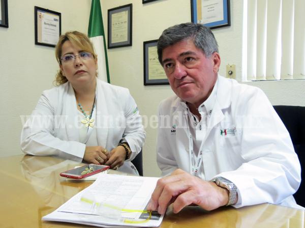 Evaluarán al Hospital General de Zamora para acreditarlo
