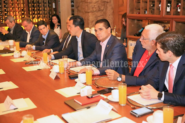 Apertura y transparencia para dar seguimiento a planes de Gobierno: Silvano Aureoles