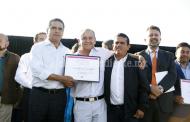 Refrenda Silvano Aureoles compromiso por reunir a familias de migrantes en Estados Unidos