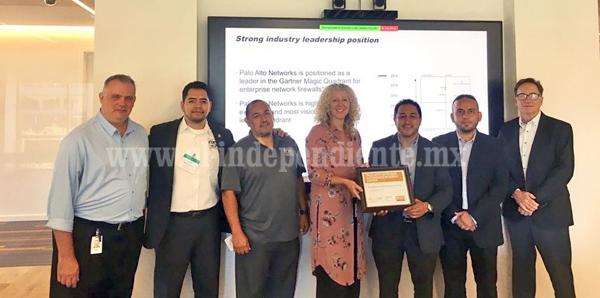 Tec Zamora será primer campus del TecNM en firmar acuerdo con Palo Alto Networks