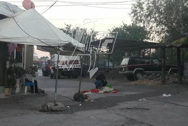 """Acribillan con disparos de fusil de asalto a """"El Palomo"""""""