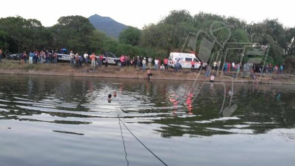 Se ahoga menor en Jacona