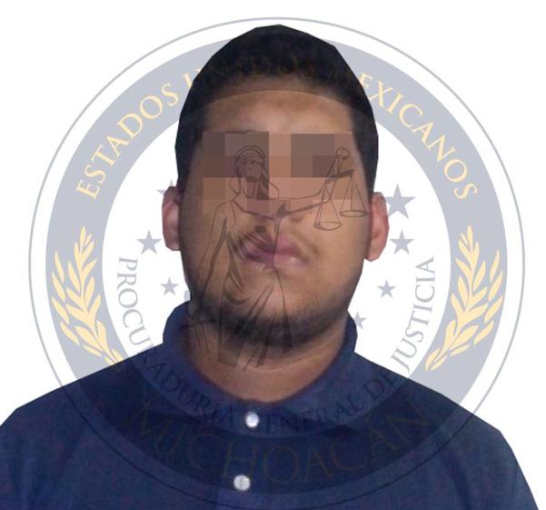 Captura PGJE a presunto homicida del hijo de una regidora en Tangamandapio