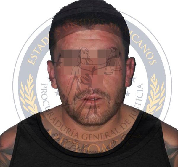 Capturan PGJE y SSP a presunto operador de grupo delictivo en Zamora