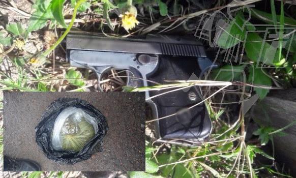 Detiene SSP en Zamora a dos presuntos delincuentes; uno disparó contra la Policía