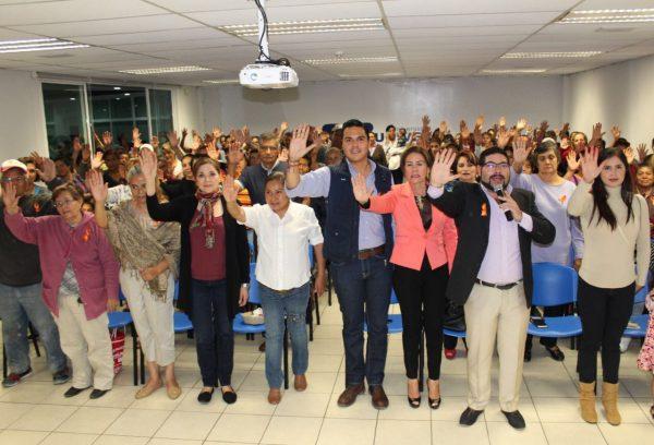 Imparte LICONSA en Zamora conferencia Alto a la Violencia