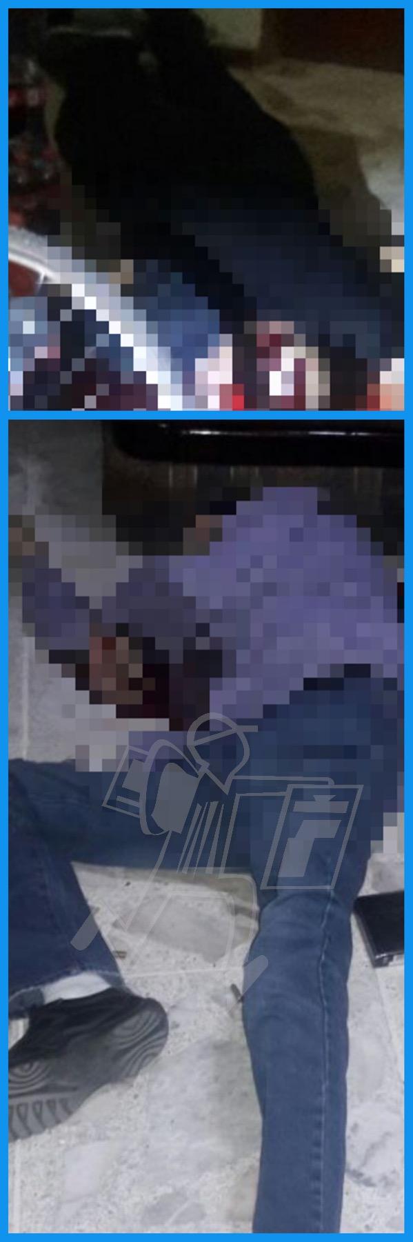 Se registra doble homicidio a balazos en tienda de abarrotes