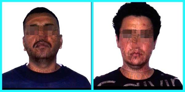 Captura PGJE a dos presuntos homicidas en Zamora