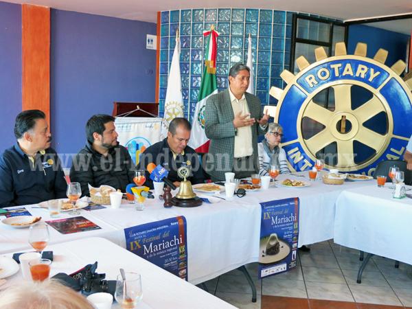 Rotarios impulsan proyecto de casa de oficios