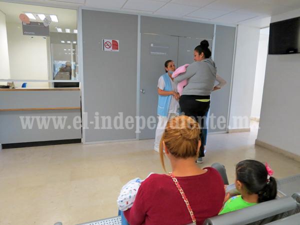 Más de 65 mil pacientes atendió clínica-Hospital del ISSSTE de Zamora