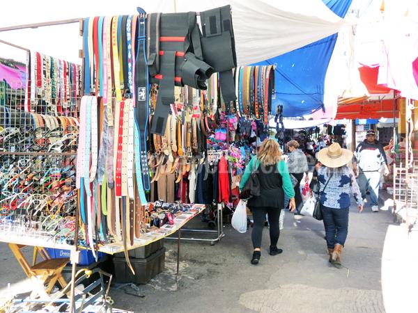 Locatarios piden a la autoridad verificar zona del Mercado Hidalgo