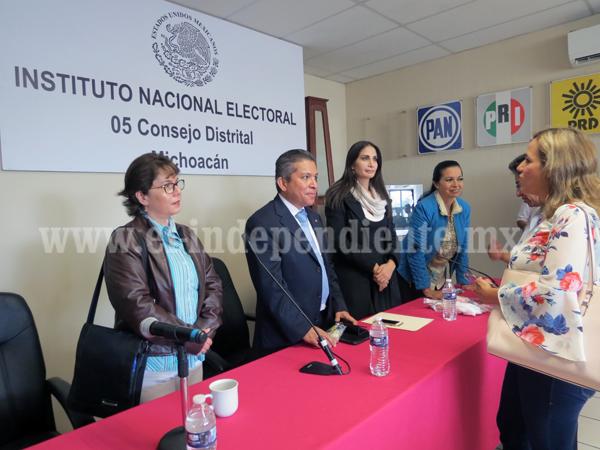 Convoca INE  a ciudadanos a integrar  los consejos distritales