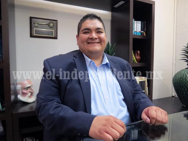 Alcalde entregará antes del cierre de año obras por 15 mdp
