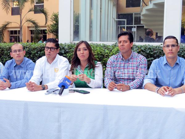 Unión de fuerzas políticas será clave para darle rumbo a Michoacán
