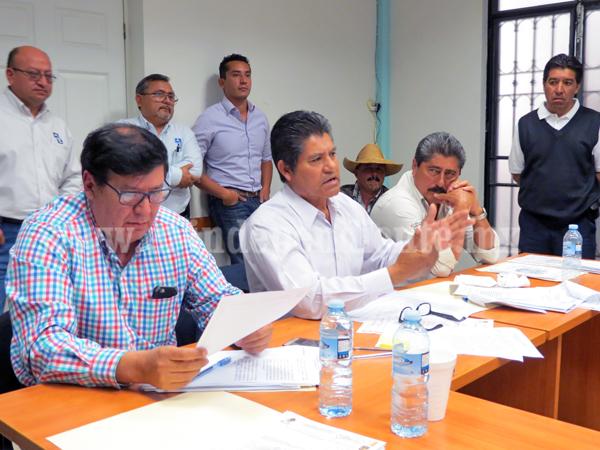 Ni una gota más de agua para Zamora en nuevos proyectos: Alcalde de Jacona