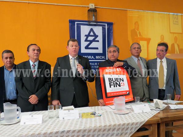 Conflicto entre miembros de CANACO afectará desarrollo del Buen Fin