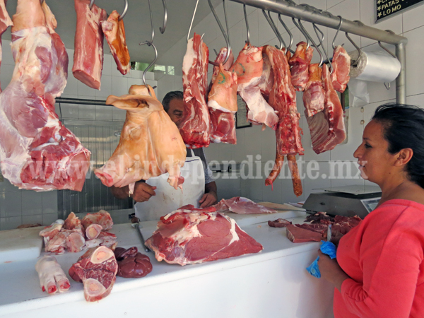 Carne eleva su precio en 10 por ciento, el mayor incremento en últimos 5 años