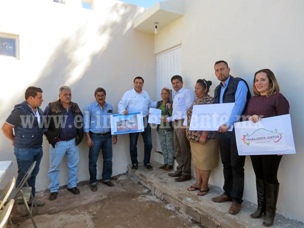 Casi 4 mil 500 casas entregará SEDATU a familias vulnerables  michoacanas