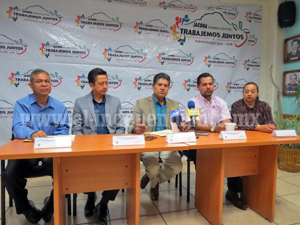 Buscan generar proyectos de prevención del orden social en Jacona
