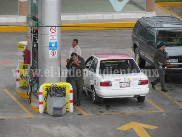 Nuevo gasolinazo podría generar incremento en tarifa de transporte