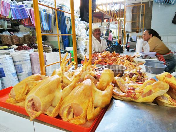 A la alza precio de pollo en parte final del año