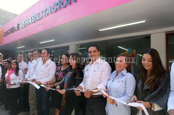 Que Michoacán sea un estado con plena inclusión, el reto: Silvano Aureoles