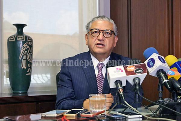 Gobierno del Estado cumple con Fondo de Pensiones; ha depositado 3 mil 800 mdp: SFA