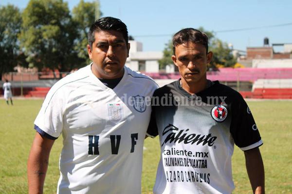 Lázaro Cárdenas  venció al  Calvario en la Liga Michoacana