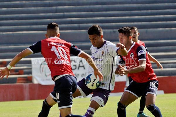 Real Zamora es goleado por los de Irapuato