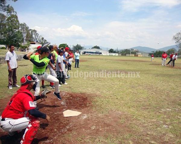 Rojos de Jacona festejó su 70 aniversario