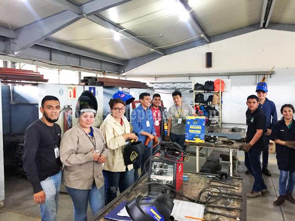 Estudiantes del Tec Zamora recibirán en ICATMI capacitación en soldadura básica
