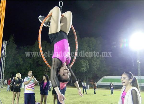 Arrancó la Olimpiada Municipal Zamora 2017