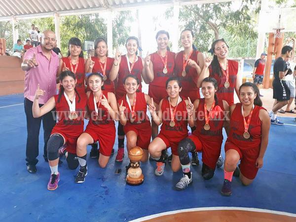 Selección michoacana de basquetbol sub 18 ganó campeonato naciona