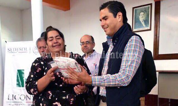Inaugurará LICONSA 10 lecherías en 5 municipios de Michoacán