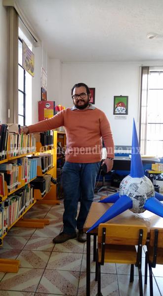 Dirección General de Bibliotecas sin presupuesto para dotar de libros