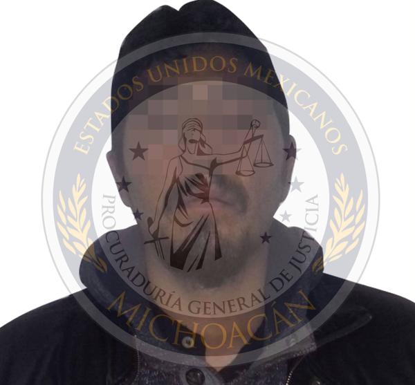 Captura PGJE a implicado en robo de 8 millones de pesos, en Zamora