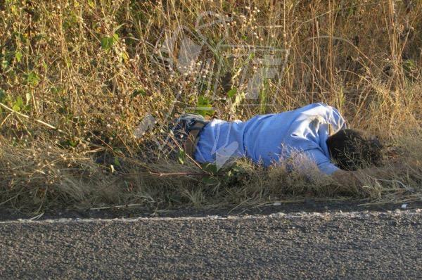 Quincuagenario perece arrollado en Zamora