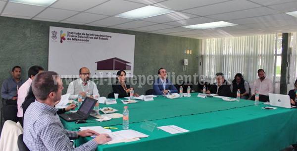 Michoacán avanza en dignificación de espacios educativos: Antonio Soto