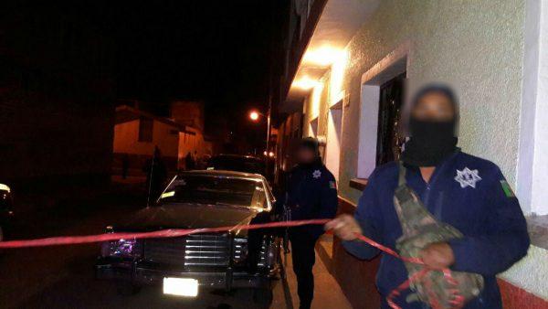 Lo aniquilan a tiros al llegar a su hogar en Jacona