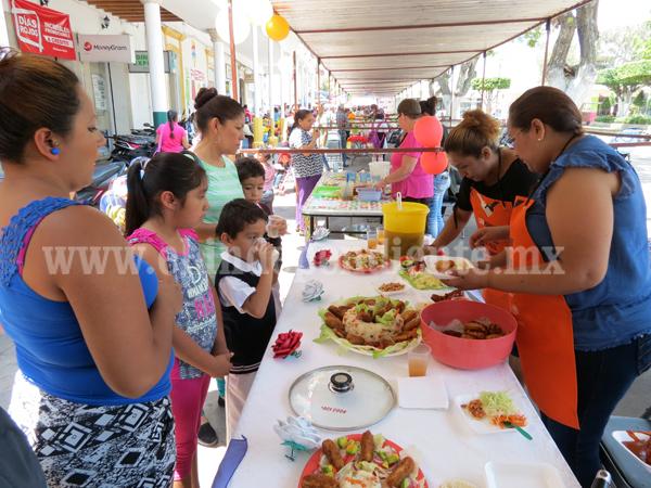 Más de 2 mil desayunos gratuitos sirve mensualmente comedor comunitario Juan Montes