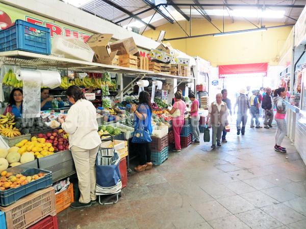 Exagerado el cobro de piso en Mercado Hidalgo