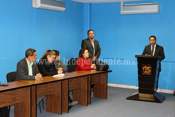 Tec Zamora inició proceso de certificación en Sistema de Gestión Integral